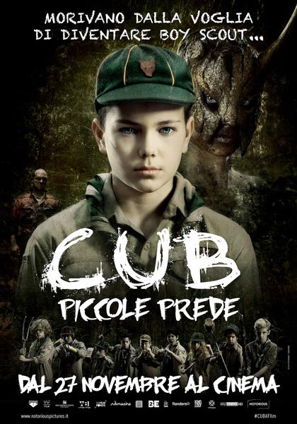 Locandina italiana Cub - Piccole Prede