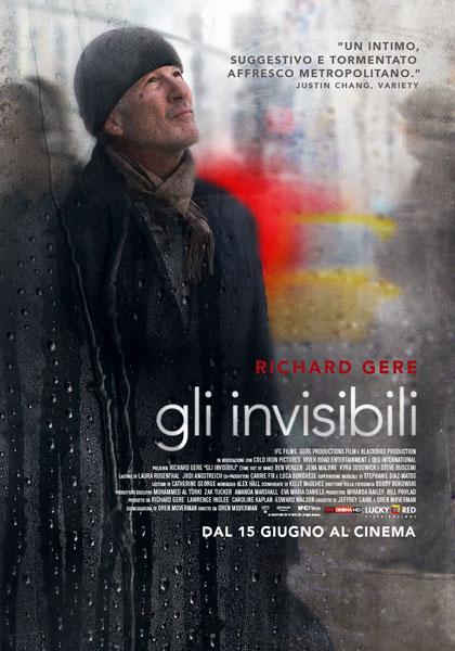 Locandina italiana Gli invisibili