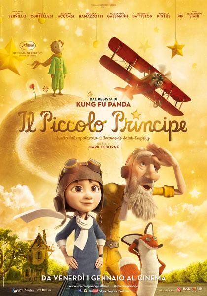 Locandina italiana Il piccolo principe