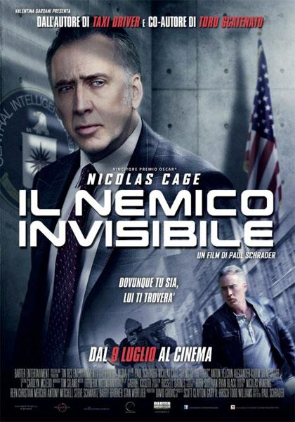 Locandina italiana Il nemico invisibile