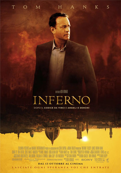 Locandina italiana Inferno