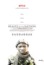 Locandina Beasts of No Nation