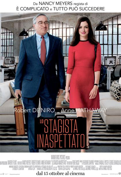 Locandina italiana Lo stagista inaspettato
