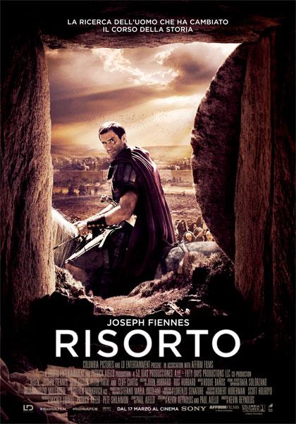 Locandina italiana Risorto