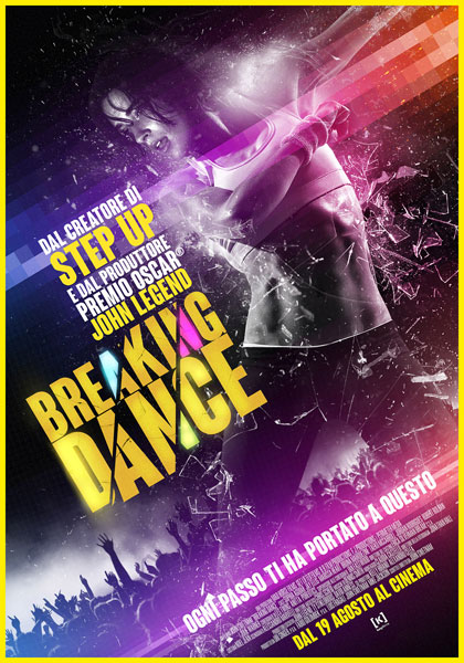 Locandina Breaking Dance