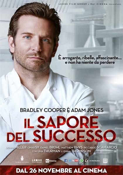 Locandina italiana Il sapore del successo