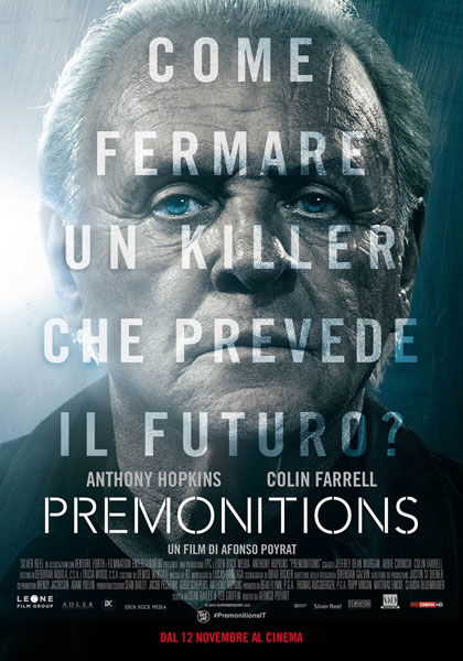 Locandina italiana Premonitions