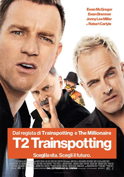 Locandina italiana T2 Trainspotting