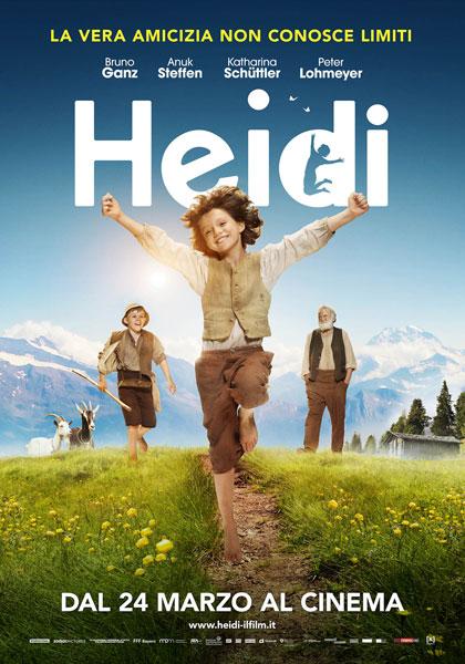 Locandina italiana Heidi