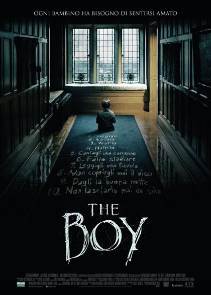 Locandina italiana The Boy