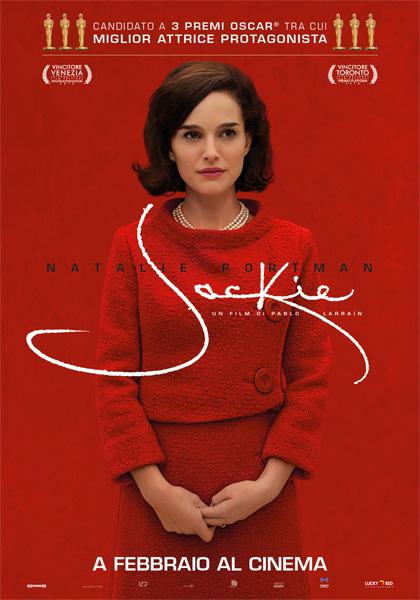 Locandina italiana Jackie