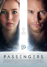 Locandina Passengers