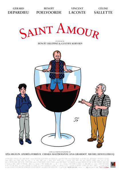 Locandina italiana Saint Amour