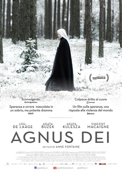 Locandina italiana Agnus Dei