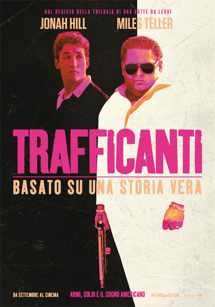 Locandina italiana Trafficanti