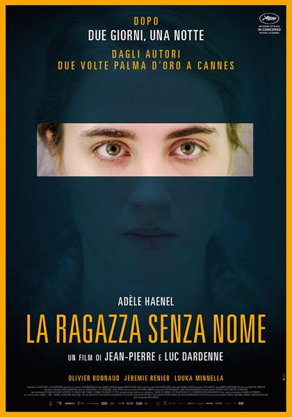 Locandina italiana La ragazza senza nome