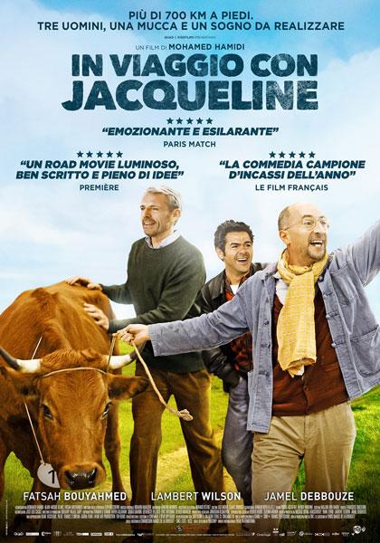 Locandina italiana In viaggio con Jacqueline