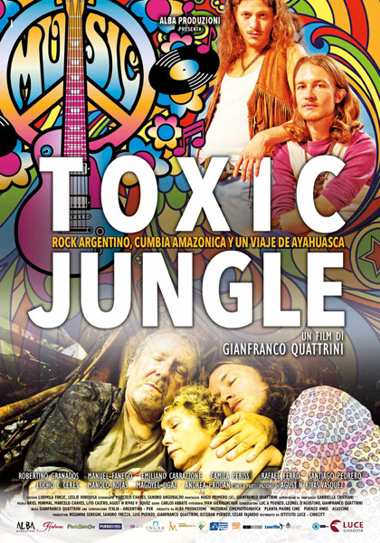 Locandina italiana Toxic Jungle