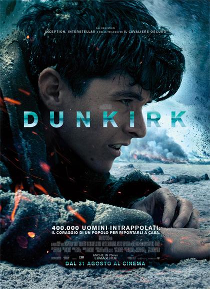Locandina italiana Dunkirk