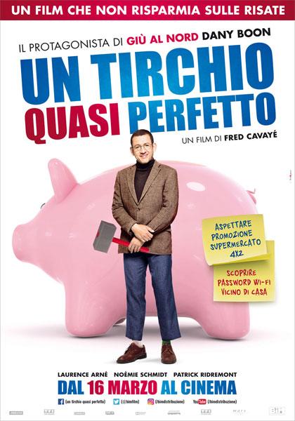 Locandina italiana Un tirchio quasi perfetto