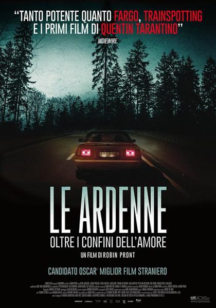 Locandina italiana Le Ardenne - Oltre i confini dell'amore