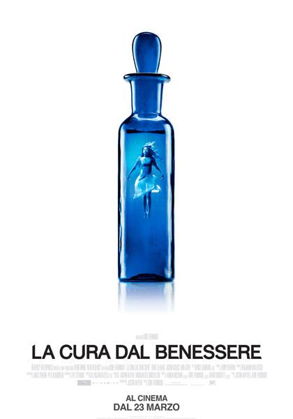 Locandina italiana La cura dal benessere