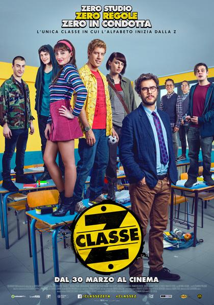 Locandina Classe Z