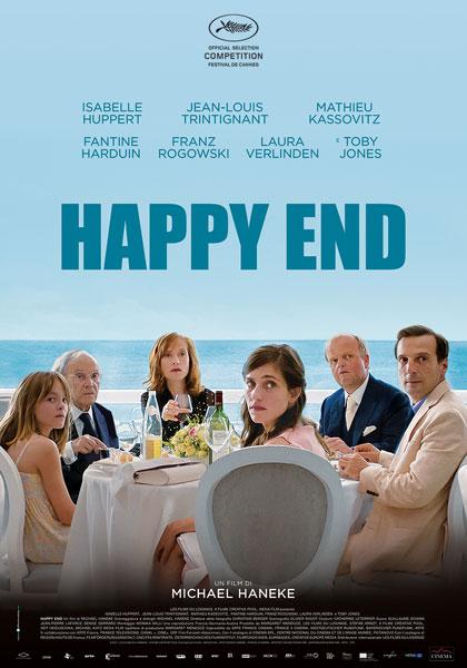 Locandina italiana Happy End