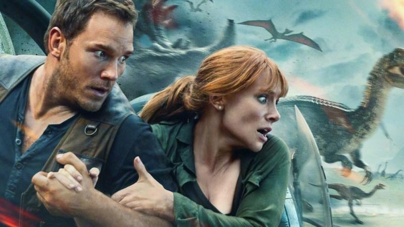 Jurassic World 2: i dinosauri mi hanno fregato ancora