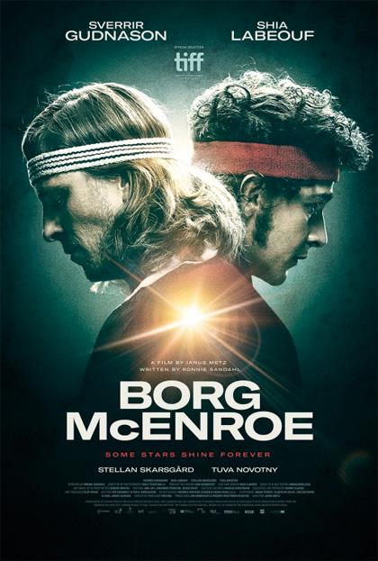 Poster Borg McEnroe