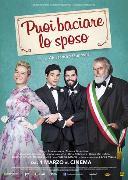 Locandina italiana Puoi baciare lo sposo