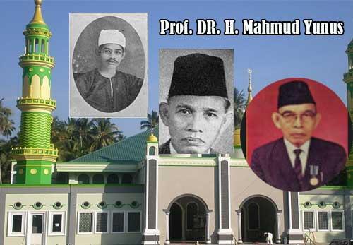 sosok Prof. DR. H. Mahmud Yunus