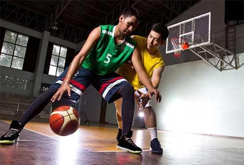 Permainan Olahraga Bola Basket
