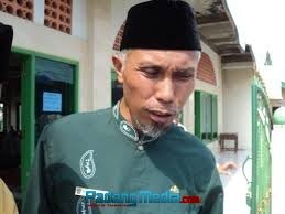 Walikota Padang, Mahyeldi Ansharullah.