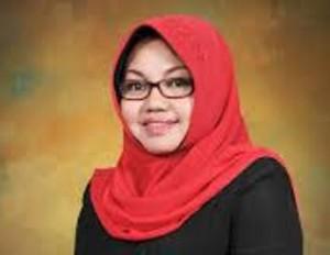Elly Yanti Ketua Bawaslu Sumbar