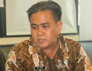 Kepala BNNP Sumbar Ali Azar. (dok. padangmedia)