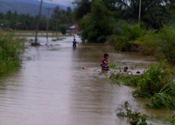 Banjir (ilustrasi