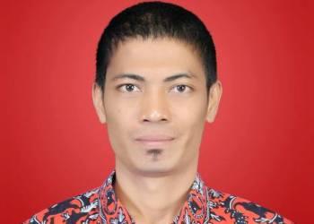 Aprianto, Caleg nomor urut  8 PDIP untuk Dapil Padang Timur-Padang Selatan yang ditetapkan KPU sebagai pengganti Nuzul Putra. (ist)