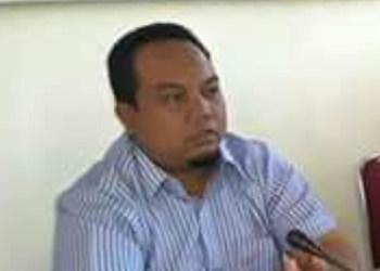 Muharlion, anggota Fraksi PKS DPRD Kota Padang. (baim)