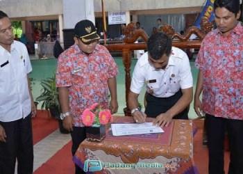 Desa Lumindai ditetapkan sebagai Kampung KB di Kota Sawahlunto. (tumpak)
