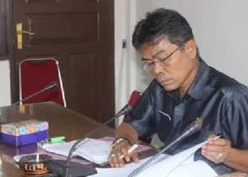 Anggota DPRD Padang, Azirwan. (baim)