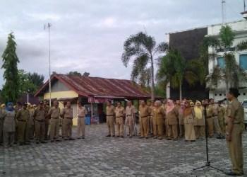 ASN Pemko Padang. (dok)