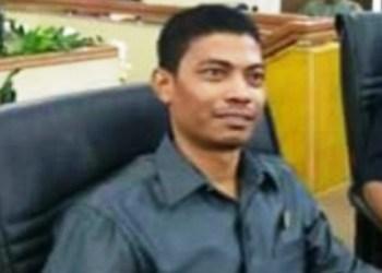 Anggota Komisi II DPRD Kota Padang Aprianto. (baim)