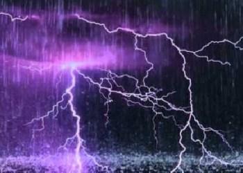 Hujan badai. (Ilustrasi youtube)