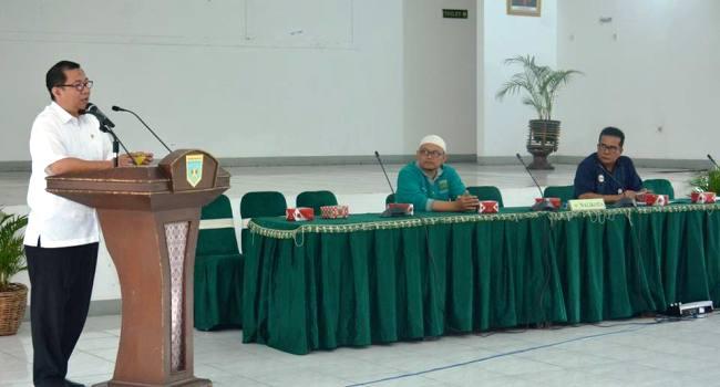 Sosialisasi BPJS untuk PPNPN Kota Padangpanjang. (Humas)