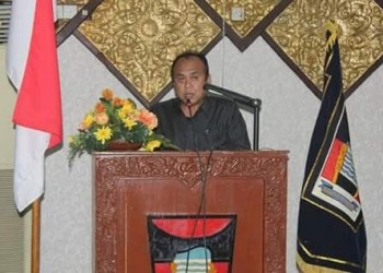 Wakil Ketua DPRD Padang, Wahyu Iramana Putra. (baim)
