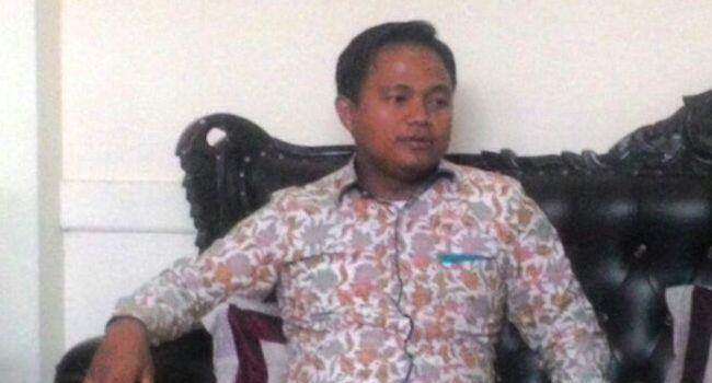 Ketua KPU Kota Payakumbuh M Kadafi. (febry)