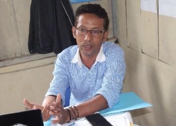 Ketua Panwaslu Mentawai, Lazuardi. (ers)