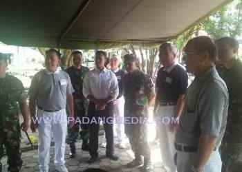 Operasi katarak gratis bagi masyarakat Mentawai yang disponsori Yayasan Budha Tsu Tji di RST Ganting, Padang. (ers)