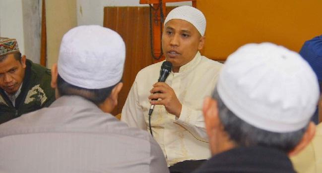 Walikota Padangpanjang, Hendri Arnis. (foto: humas padangpanjang)